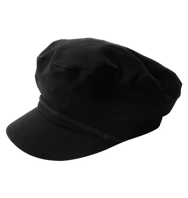 Sailor hat • black