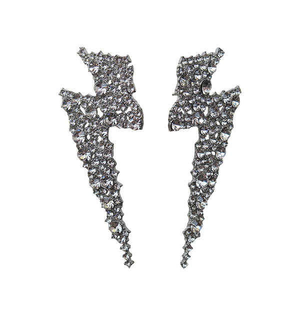 Stardust silver • earrings