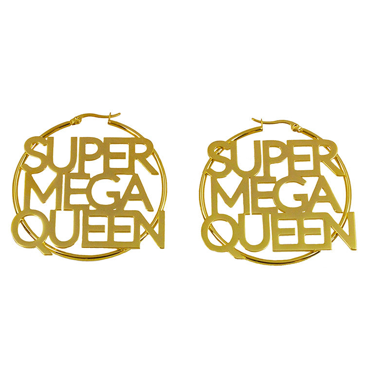 fe:male supermegaqueen • guld