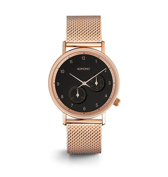 Walther • Rose Gold Mesh