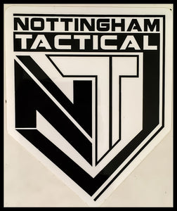 "NT ""Shield"" Sticker"