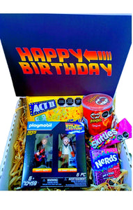 Giftbox de Cumpleaños Back to the Future