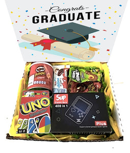 Retro Games & UNO Box Graduate Rewards
