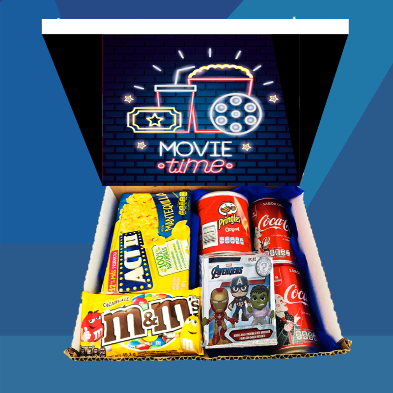 Gift Box Movie Time