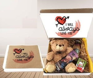 Teddy Box Love
