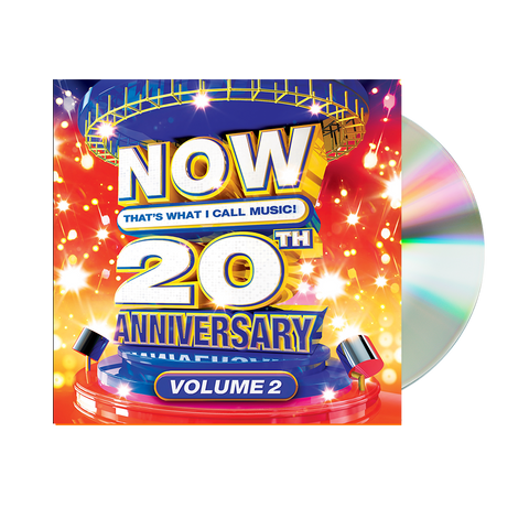 NOW 20th Anniversary, Vol. 2 CD