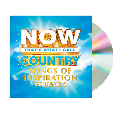 NOW Country Inspirational Volume 2 CD