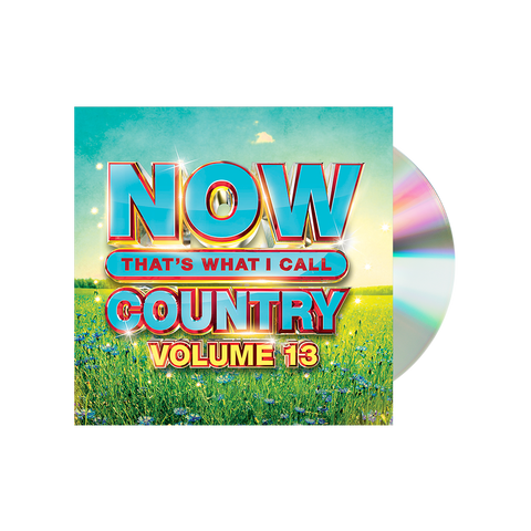 NOW Country Volume 13 CD