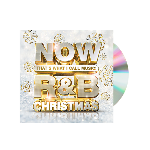 NOW R&B Christmas CD