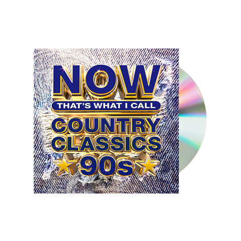 NOW Country Classics - 90s CD