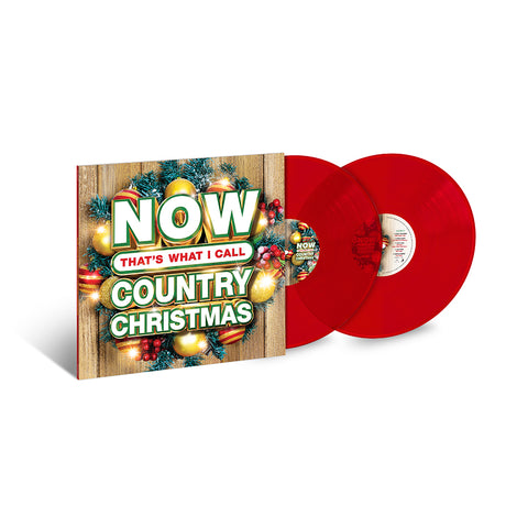 NOW Country Christmas Vinyl