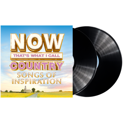 NOW Country Songs of Inspiration Vinyl