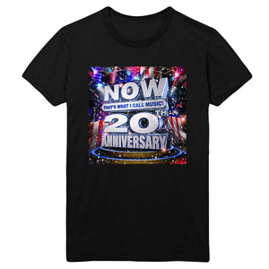 NOW 20th Anniversary T-Shirt