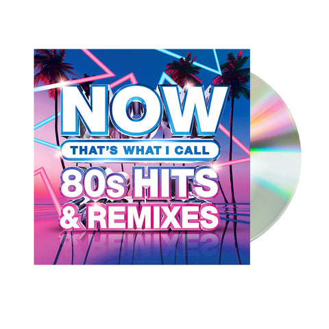 NOW 80s Hits & Remixes CD