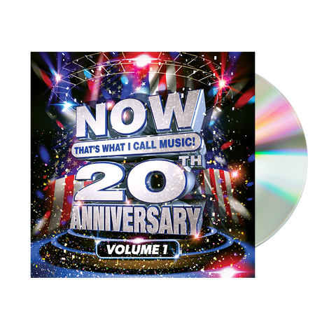 NOW 20th Anniversary Vol 1 CD