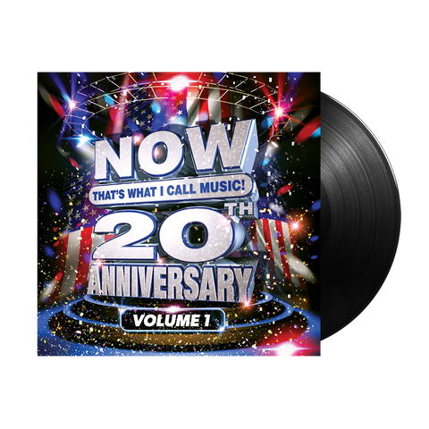 NOW 20th Anniversary Vol 1 Vinyl