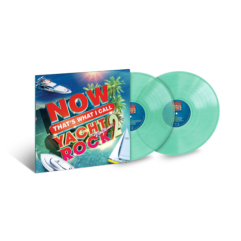 NOW Yacht Rock 2 Limited Edition 2LP