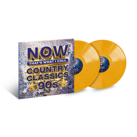 NOW Country Classics - 90s Vinyl