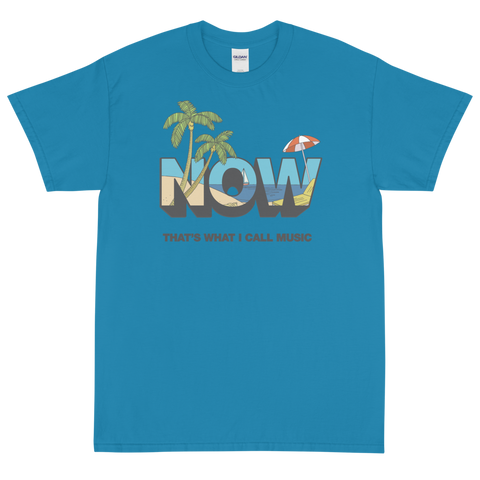 NOW Blue T-Shirt