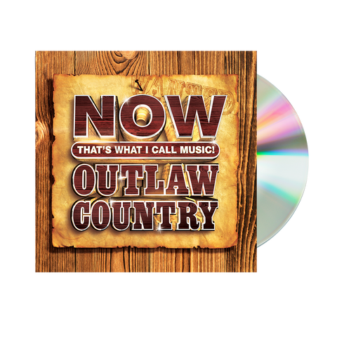 NOW Outlaw Country CD