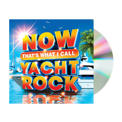 NOW Yacht Rock CD