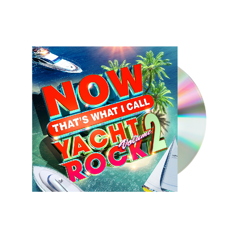 NOW Yacht Rock Volume 2 CD