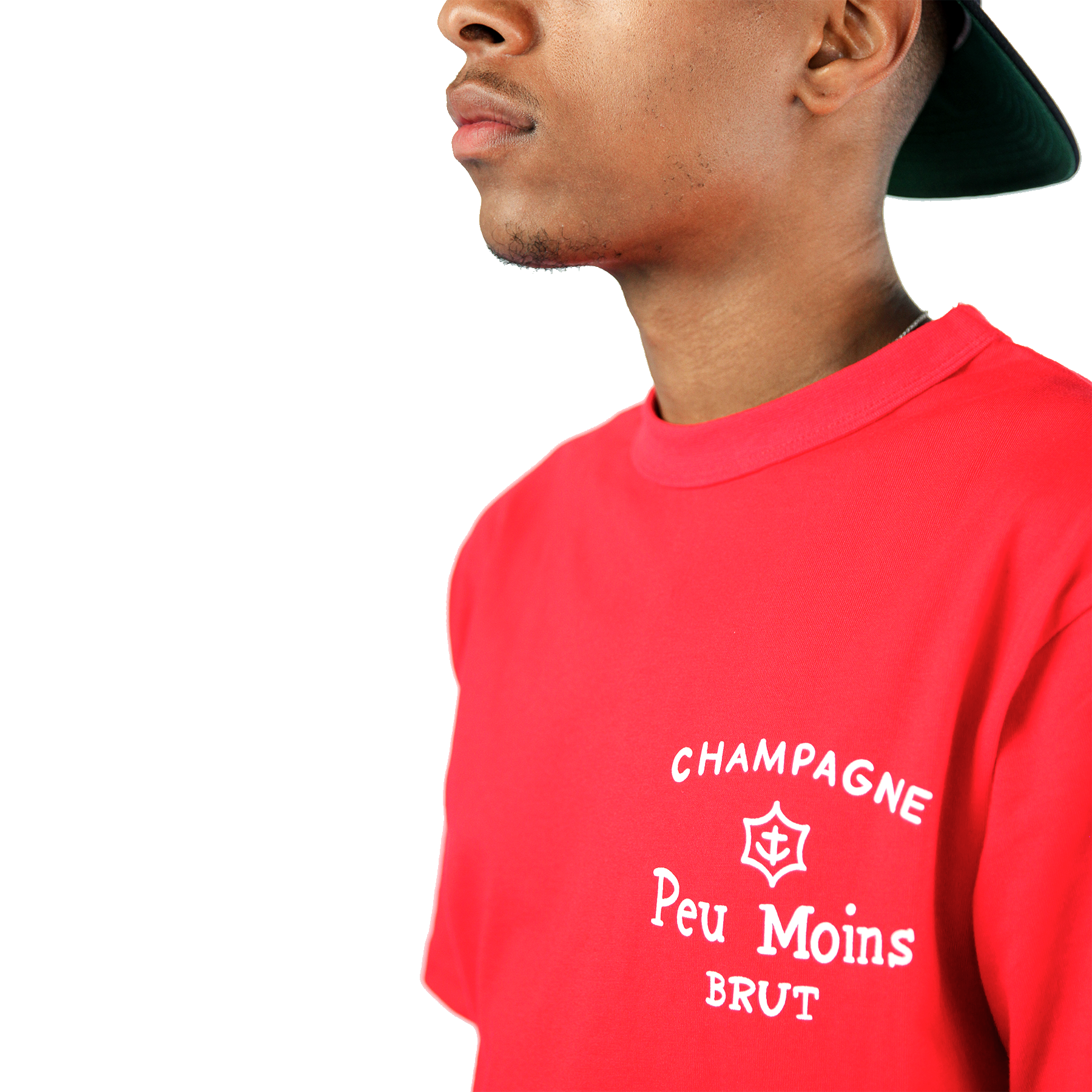 Peu Moins Champagne Tee
