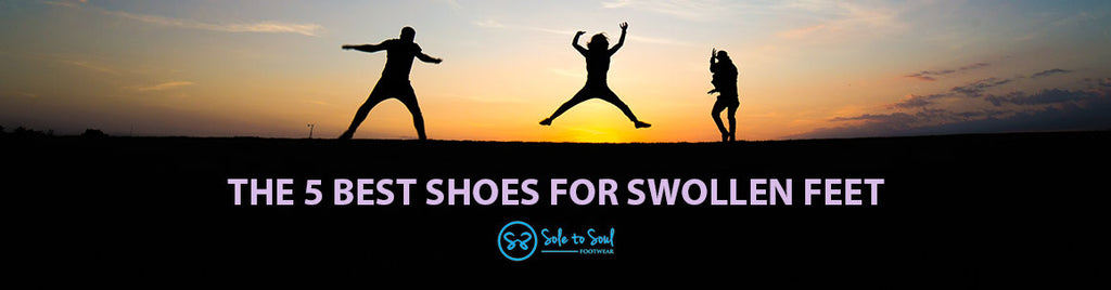 The 5 Best Shoes for Swollen Feet | Extra Wide, Velcro, and More | Sole to Soul Footwear