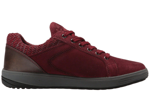 All Rounder Shoe Dark Winter Red / EU 2.5 / US 5 / M All Rounder by Mephisto Womens Madrigal Shoes - Dark Winter Red