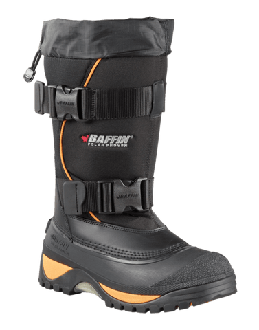 Baffin Boots BAK Black/Expedition Gold / 6 / M Baffin Mens Wolf Boots - Black/Expedition Gold