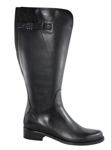 Blondo Boots Black / 5 / W Blondo Womens Velerie Tall Boot B5667- Black
