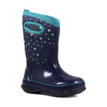 Bogs Kids Boots Bogs Kids Classic Plus Insulated Boot 72278 - Dark Blue Multi 469