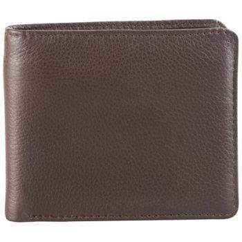 Derek Alexander Accessories Brown FB 1924 Derek Alexander Mens Slim Billfold Wallet