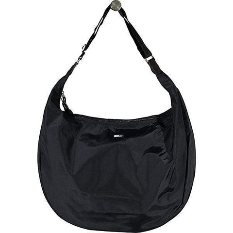 Derek Alexander Handbag Black Derek Alexander Womens Large Top Zip Hobo Bag