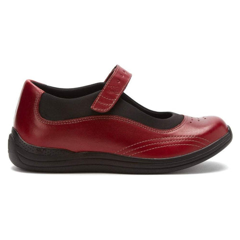 Drew Shoe RED / 5 / W Drew Womens Rose MaryJane Shoes - Red