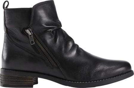 Earth Boots BLACK / 5 / W Earth Womens Alana Skellig Ankle Boots (Wide) - Black