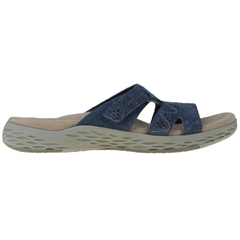 Earth Sandals Navy Blue / 5 / M Earth Womens Westfield Waverly Sandals - Navy Blue