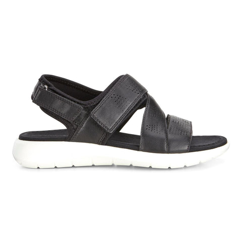 Ecco Sandals Black/Black / 35 EU / M Ecco Womens Soft 5 Sandals - Black/ Black