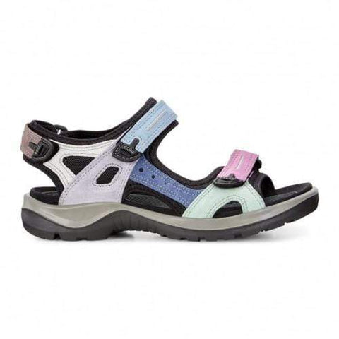 Ecco Sandals Multicolor / 35 EU / M Ecco Womens Offroad Sandals - Multicolor