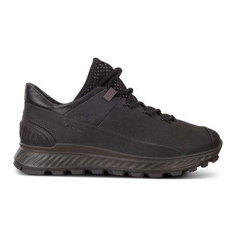 Ecco Shoe Black / 38 EU / M Ecco Womens Exostrike Sneakers - Black