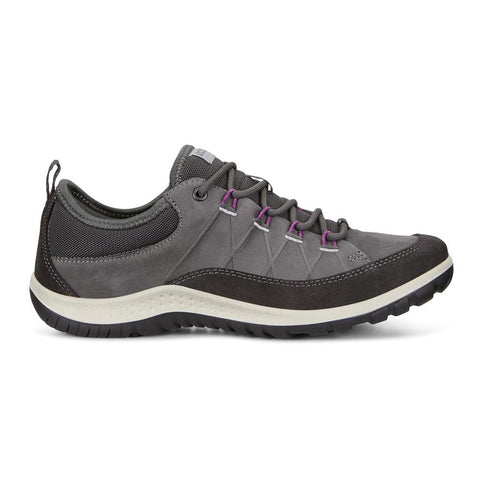 Ecco Shoe Moonless/Dark Shadow / 35 EU / M Ecco Womens Aspina Roara Sneakers - Moonless/Dark Shadow