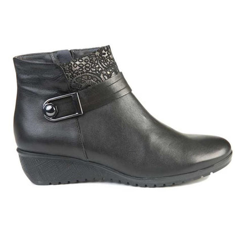 Fluchos Boots Sugar Negro / 35 EU / M (Medium) Fluchos Womens Yoda Boots - Sugar Negro