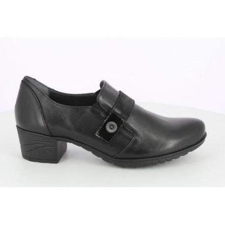 Fluchos Shoe Sugar Negro / 35 EU / M (Medium) Fluchos Womens Charis Dress Shoes - Sugar Negro