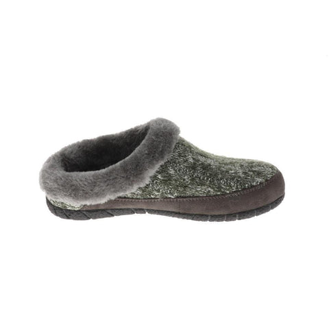 Foamtreads Slipper Charcoal / 5 / M (Medium) Foamtreads Womens Stella Slippers - Charcoal