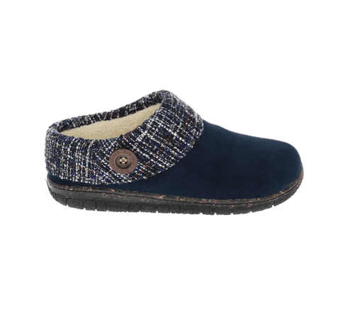 Foamtreads Slipper Navy / 5 US / M (Medium) Foamtreads Womens Olympia Slippers - Navy