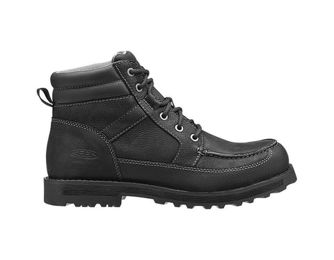 Keen Boots Black / 7 / M Keen Mens The Ace Waterproof Boots - Black