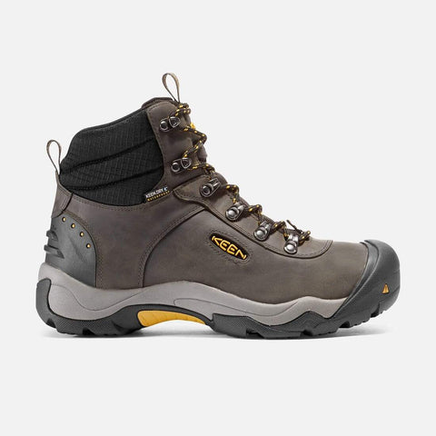 Keen Boots Magnet/Tawny Olive / 7 / M Keen Mens Revel III Hiking Boots - Magnet/ Tawny Olive