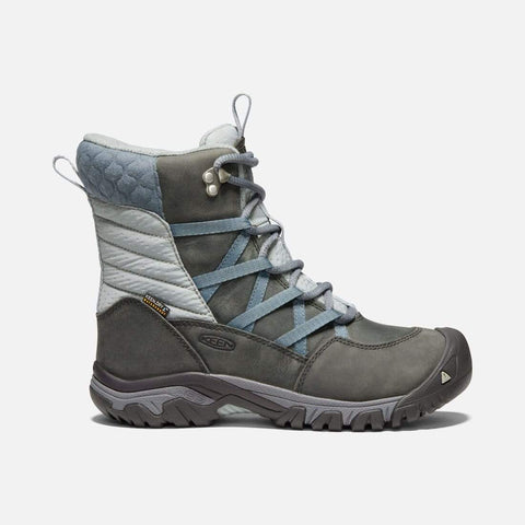 Keen Boots turbulence/wrought iron / 5 / M Keen Womens Hoodoo III Lace Up Boots - Turbulence/ Wrought Iron