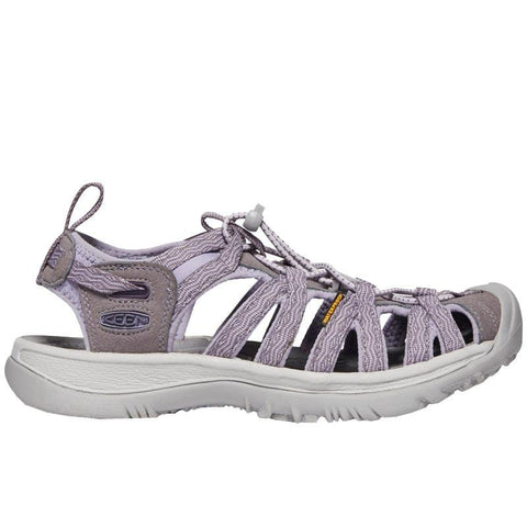 Keen Sandals Shark/Lavender Grey / 5 / M Keen Womens Whisper Sandals - Shark/ Lavender Grey