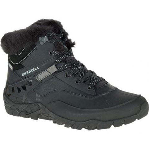 Merrell Boots BLACK / 5 / M Merrell Womens Aurora 6 Ice+ Waterproof Boots - Black